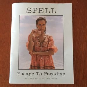 Spell vol 3 Journal Free gift w/ spell purchase